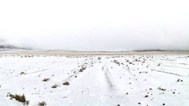 Atacama Snow