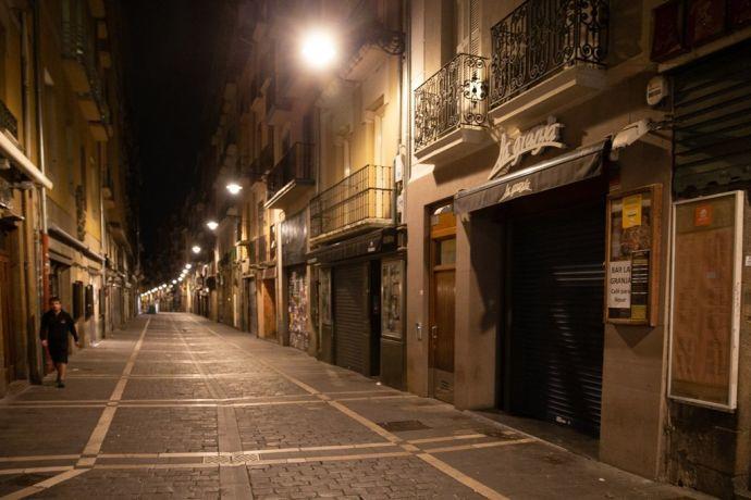 Navarra Curfew