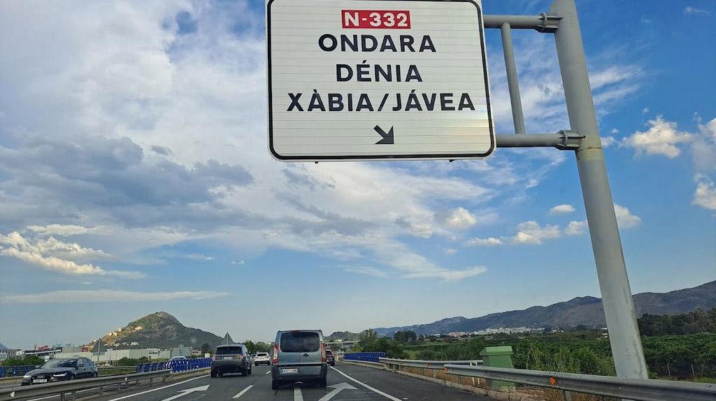 Queue Motorway
