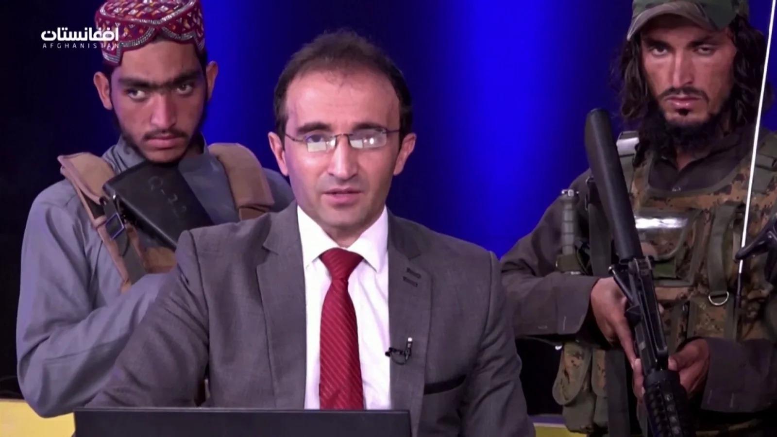 Talibans Tv