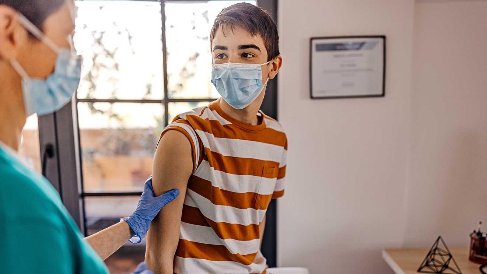 Teenager Covid Vaccine