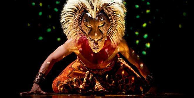 Lion King Madrid