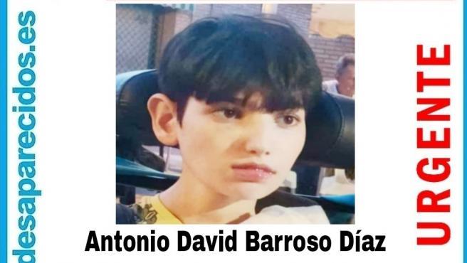 Antonio David Barroso Diaz