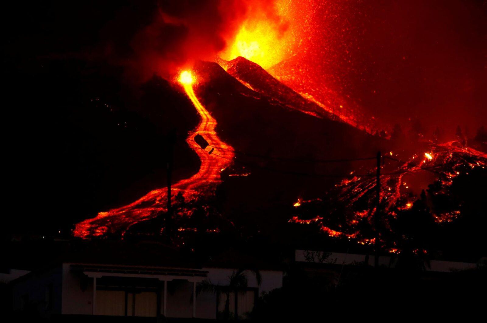 Volcano La Palma