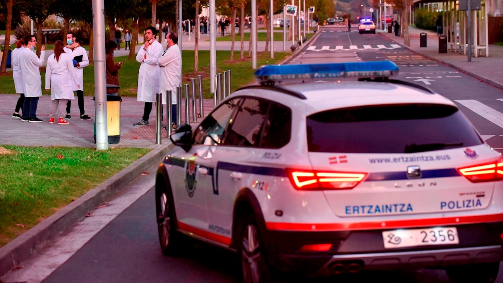 Arrested Vizcaia