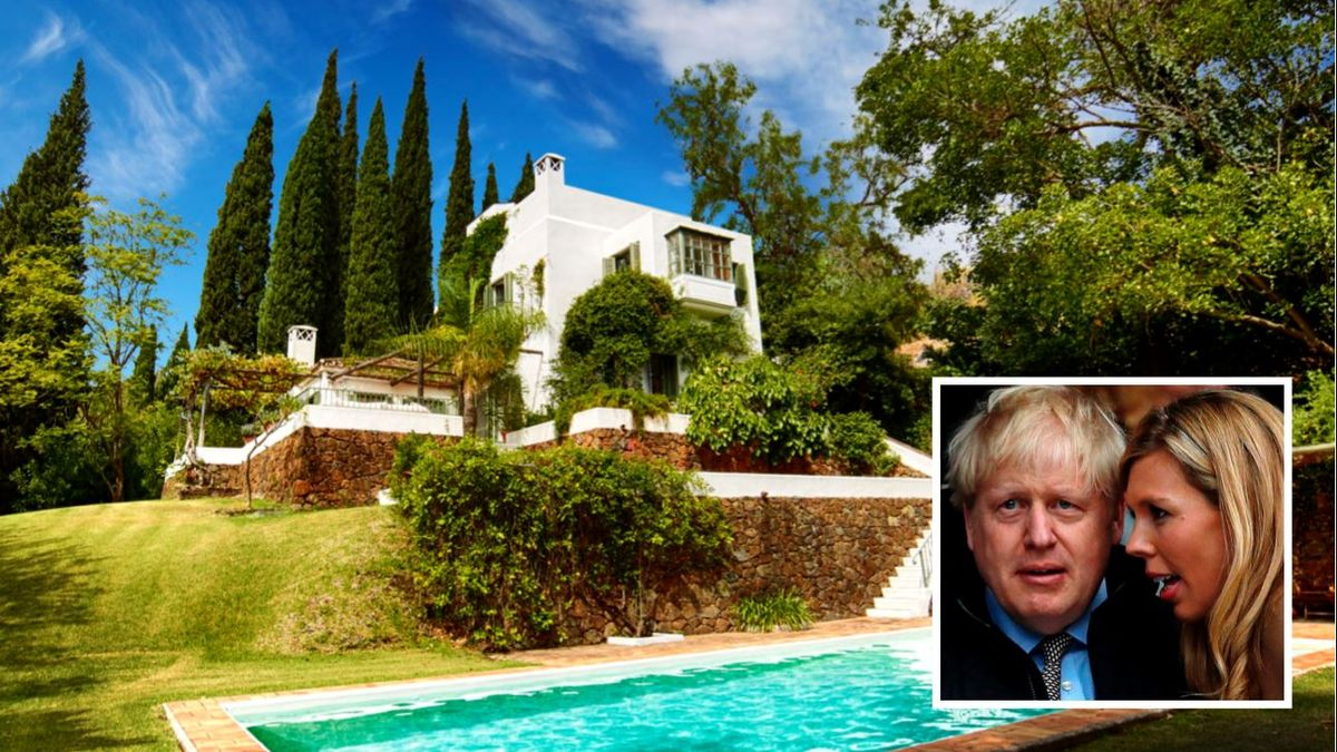 Boris J In Marbella