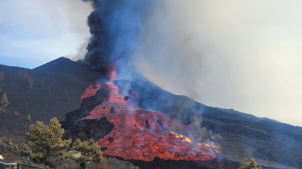 La Palma Volcano New Erruption