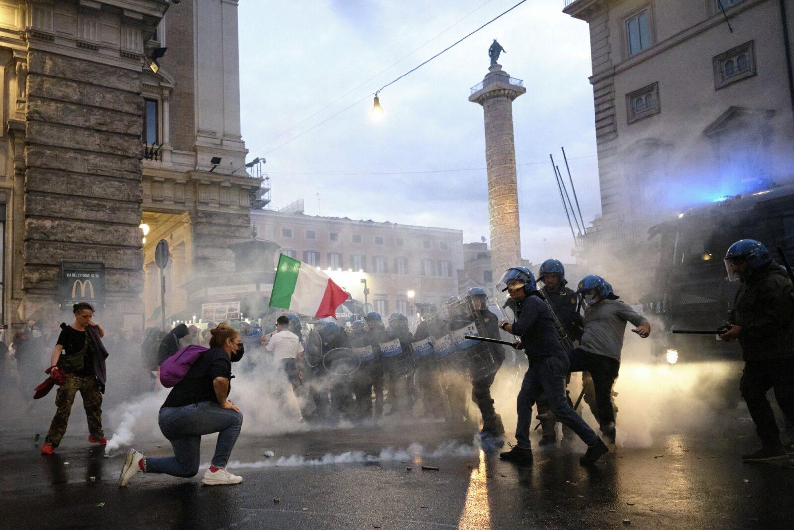 Rome Riots