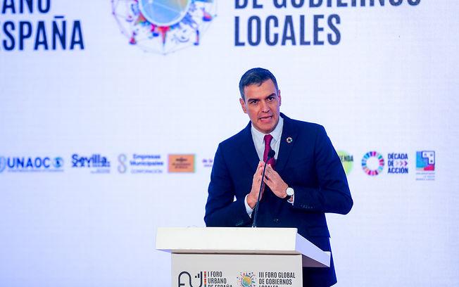 Inauguración Oficial Del I Foro Urbano De España Y El Iii Foro De Gobiernos Locales
